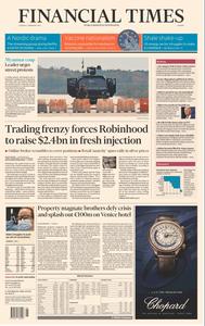 Financial Times Europe - February 02, 2021