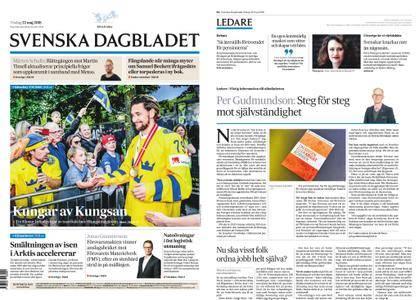Svenska Dagbladet – 22 maj 2018
