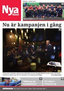 Nya Åland – 17 mars 2019