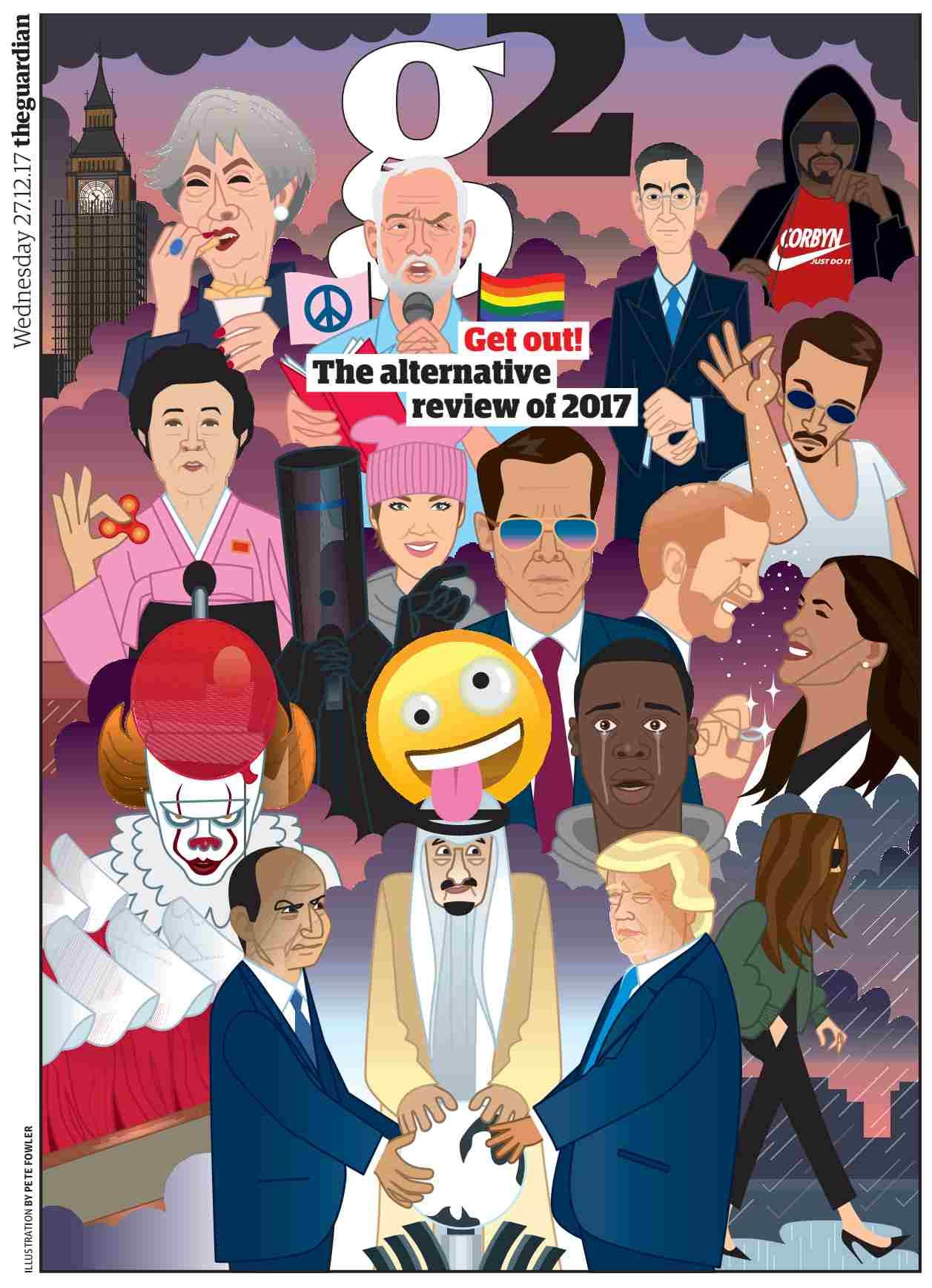 The Guardian G2  27 December 2017