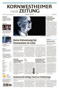 Kornwestheimer Zeitung - 27. August 2019