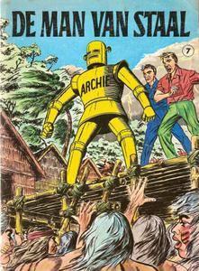 Archie De Man Van Staal - 07 - De Goudmijn