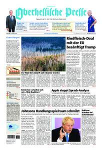 Oberhessische Presse Hinterland - 03. August 2019