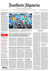 Frankfurter Allgemeine Zeitung F.A.Z. - 07. Oktober 2019