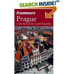 Travel Guide - Frommer's Prague & the Best of the Czech Republic
