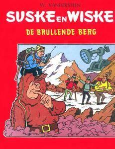 Suske En Wiske - 058 - De Brullende Berg 1965