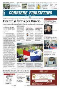 Corriere Fiorentino La Toscana - 14 Giugno 2018