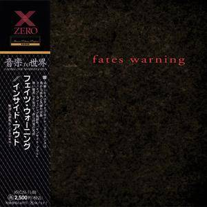 Fates Warning - Inside Out (1994) [Japanese Ed.]
