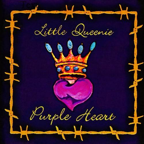Little Queenie - Purple Heart (2018)