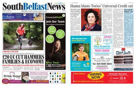 South Belfast News – October 07, 2021