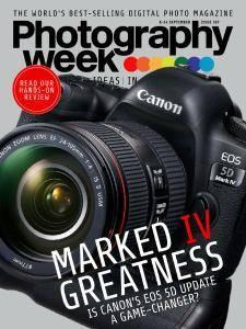 Photography Week - 8 September 2016