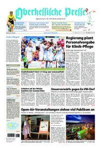 Oberhessische Presse Marburg/Ostkreis - 30. Juli 2018