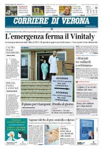 Corriere di Verona – 24 marzo 2020