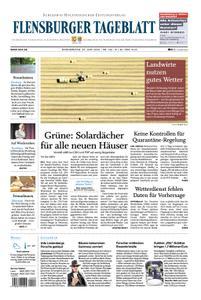 Flensburger Tageblatt - 25. Juni 2020