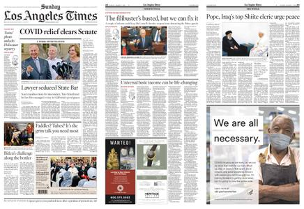 Los Angeles Times – March 07, 2021