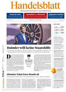 Handelsblatt - 25 März 2020