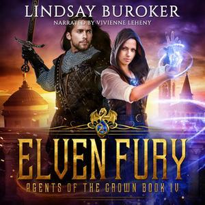 «Elven Fury» by Lindsay Buroker