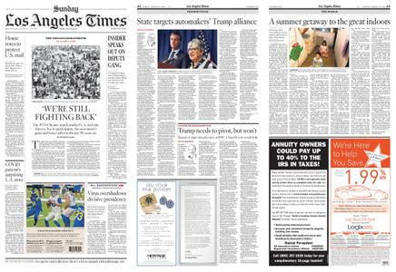 Los Angeles Times – August 23, 2020