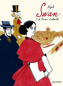 Swan - Tome 1 - Le Buveur D'absinthe