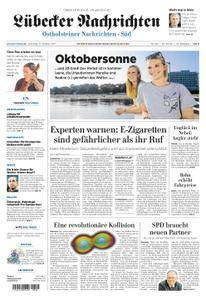 Lübecker Nachrichten Ostholstein Süd - 17. Oktober 2017