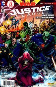 Justice League 22