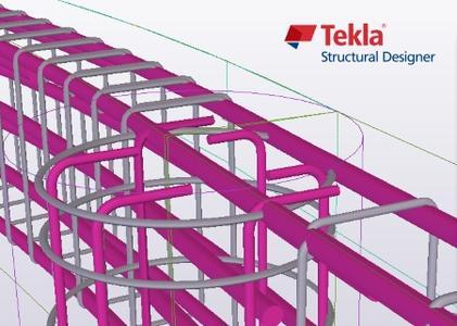 Tekla Structural Designer 2019 SP1 version 19.0.1.20