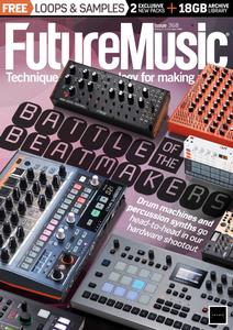 Future Music - April 2021