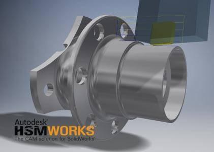 Autodesk HSMWorks 2017 R1.41577
