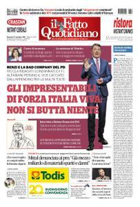 Il Fatto Quotidiano - 17 novembre 2019