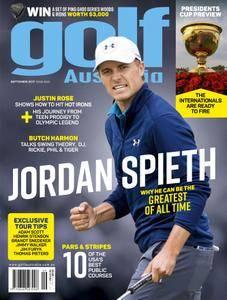 Golf Australia - September 2017