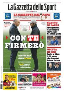 La Gazzetta dello Sport Roma – 21 maggio 2019