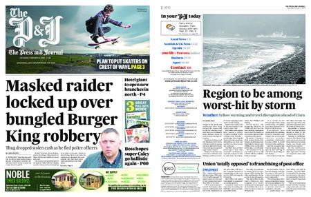 The Press and Journal Moray – February 08, 2020