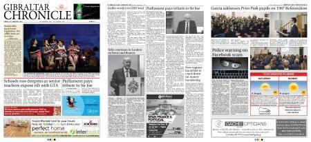 Gibraltar Chronicle – 19 January 2018