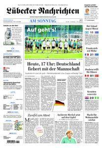 Lübecker Nachrichten Bad Schwartau - 17. Juni 2018