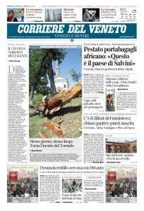 Corriere del Veneto Venezia e Mestre - 10 Luglio 2018
