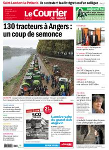 Le Courrier de l'Ouest Cholet – 09 octobre 2019