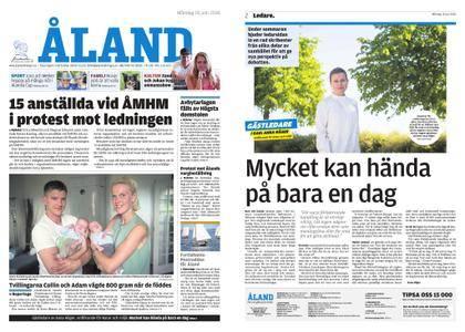 Ålandstidningen – 18 juni 2018