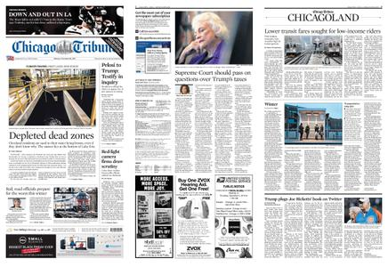 Chicago Tribune – November 18, 2019