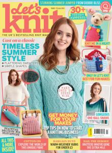 Let's Knit - Issue 172 - July 2021