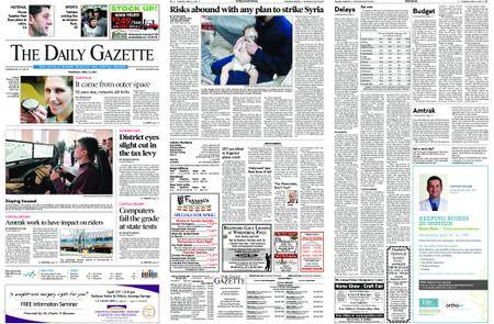 The Daily Gazette – April 12, 2018
