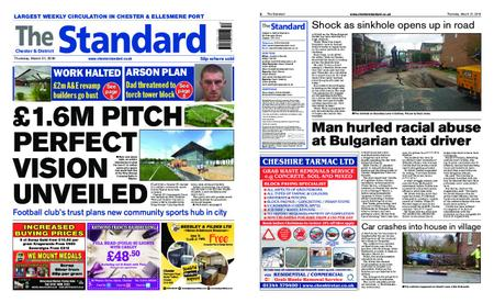 The Standard Frodsham & Helsby – March 21, 2019