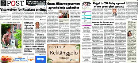 The Guam Daily Post – August 31, 2019
