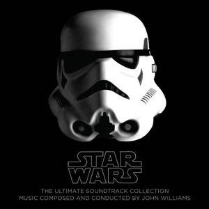 John Williams - Star Wars: The Ultimate Soundtrack Collection (2016) 10CD + DVD Box set [Re-Up]