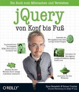 jQuery von Kopf bis Fuß (Repost)