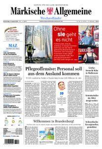 Märkische Allgemeine Westhavelländer - 02. August 2018