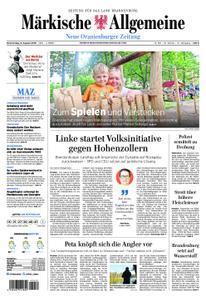 Neue Oranienburger Zeitung - 08. August 2019