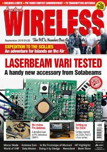 Practical Wireless - September 2019