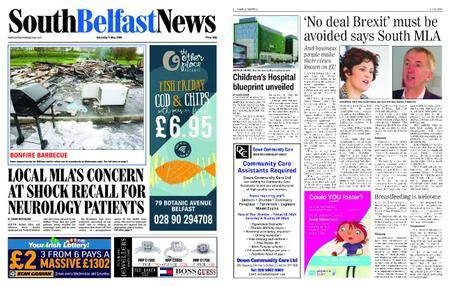 South Belfast News – May 04, 2018