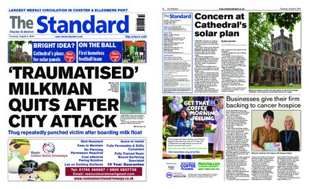 The Standard Chester & District – August 08, 2019