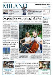 Corriere della Sera Milano – 20 settembre 2019